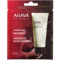 Ahava Time to Clear Purifying Mud Mask 8ml