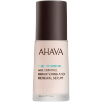 Ahava Time to Smooth Age Control Brightening and Renewal Serum 30ml