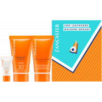 Sun Beauty Starter Kit = Silky Milk SPF 30 50 ml + Tan Max 50 ml + Sun Sensitive Face SPF 50+ 3ml + 5€ Gutschein