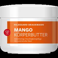 Hildegard Braukmann Mangobutter Körper Creme 200ml