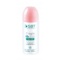 SBT Cell Identical Care Fragile 48h Biological Deodorant Anti Irritation Roll-On 75ml
