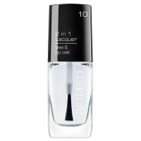 2 in 1 Lacquer Base & Top Coat