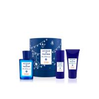 Blu Mediterraneo Arancia di Capri Xmas Coffret = E.d.T. Spray 75 ml + Shower Gel 40 ml + Body Lotion 50 ml