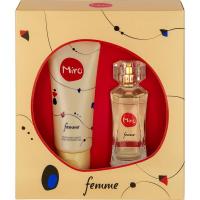 Femme Geschenkset = E.d.P. Nat. Spray 50 ml + Shower Gel 100 ml