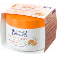 Hildegard Braukmann Sanddorn Orange Körper Creme 200ml