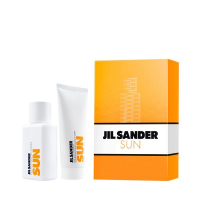 Jil Sander Sun Woman Set = E.d.T. 75 ml + Shower Gel 75 ml