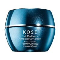 Kosé Cell Radiance Rice Power Extract Revive & Revitalize Moisturizing Eye Cream 15ml