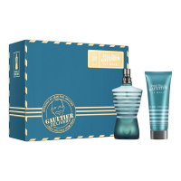 Le Male Set = E.d.T. Nat. Spray 75 ml + Le Gel Douche 75 ml