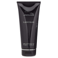 Classic Black Bath and Shower Gel