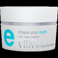 E Shape your Eyes