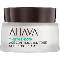 Time to Smooth Age Control Even Tone Sleeping Cream