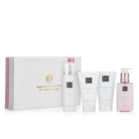 The Ritual of Sakura Renewing Treat = Shower 50 ml + Scrub 70 ml + Hand Wash 110 ml + Cream 70 ml