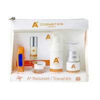 Travel Kit = Face Wash Mousse 50 ml + Face Delight Moisturizer 15 ml + Eye Delight Lifting Gel 5 ml