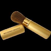 Quick Brush, gold einziehbar