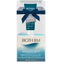 Biotherm Aquasource On Pack = Gel-Crème PNM + Nuit SPA 2Artikel im Set