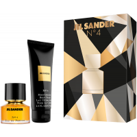 Jil Sander N°4 Set = E.d.P. Nat. Spray + Moisturizing Body Balm 2Artikel im Set