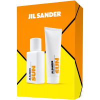 Jil Sander Sun Set = E.d.T. Nat. Spray + Shower Gel 2 Artikel im Set