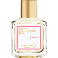 Maison Francis Kurkdjian À la Rose Scented Body Oil 70ml
