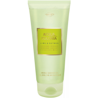 Lime & Nutmeg Aroma Shower Gel