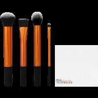 Base Flawless Base Set = Contour Brush + Square Foundation Brush + Detailer Brush + Buffing Brush + Cup