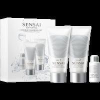 Sensai Silky Purifying Cleansing Set = Silky Purifying Cleansing Cream + Creamy Soap + Silk Peeling Powder 3Artikel im Set