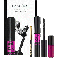 Lancôme Monsieur Big Mascara Set = Monsieur Big Mascara 01 Black + Matt Shaker + Khol Hypnose 3Artikel im Set