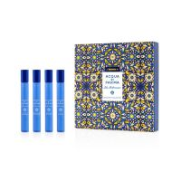 Blu Mediterraneo Discovery Roll On Duft Set = Arancia di Capri 10 ml + Bergamotto di Calabria 10 ml + Fico di Amalfi 10 ml + Mirto di Panarea 10 ml
