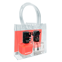 Color of the Year 2019 = Nail Polish Loving Coral 15 ml + High Gloss Coat 15 ml