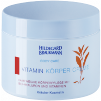 Body Care Vitamin Körper Creme