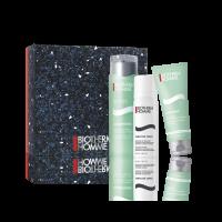 Homme Aquapower Geschenkset  = PNM 75 ml +Sensitive Force Rasierschaum 50 ml + Aquapower Gel Douche 75 ml