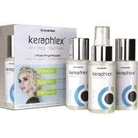 Keraphlex Haarpflege Power-Pack 3x50ml