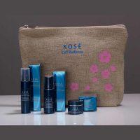 Kosé Cell Radiance Pflegeset - gratis für Sie!