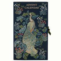 MORRIS ASSORTED Advent Calendar Blue Forest
