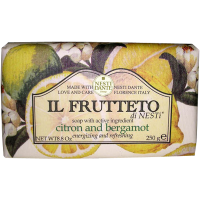 Il Frutteto di Nesti Soap Citron and Bergamotte