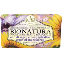 Bio Natura Argan Oil & Wild Hay Soap