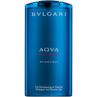 Aqva Atlantiqve Shampoo & Shower Gel