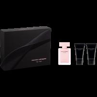 For Her Set =  E.d.P. Nat. Spray 50 ml + Body Lotion 50 ml + Shower Gel 50 ml