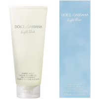 Light Blue Shower Gel