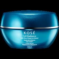 Kosé Cell Radiance Rice Power Extract Replenish & Renew Day Cream SPF15 40ml