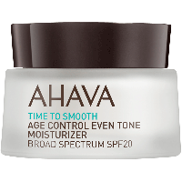 Time to Smooth Age Control Even Tone Moisturizer SPF 20