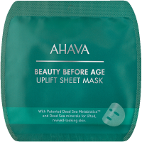Ahava Beauty Before Age Uplift Sheet Mask 1Anwendungen