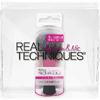 Real Techniques Finish Mini Multitask Brush + Bag 2Artikel im Set