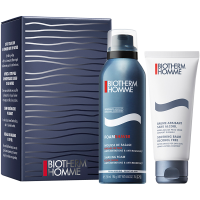 Homme Set = Mousse de Rasage PS 200 ml + Baume Apaisant 100 ml