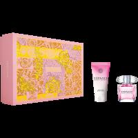 Versace Bright Crystal Set = E.d.T. Nat. Spray + Perfumed Body Lotion 2Artikel im Set