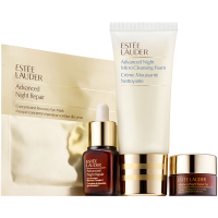 Estée Lauder Advanced Night Repair Starter Set = Advanced Night Repair +ANR Eye Gel + Advanced Night Micro Cleansing Foam 3Artikel im Set