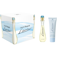 Laura Biagiotti Laura Set = E.d.T. Nat. Spray + Body Lotion 2Artikel im Set