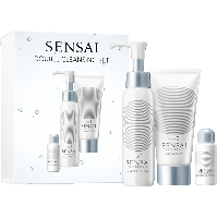 Silky Purifying Cleansing Set = SP Cleansing Oil 75 ml + SP Creamy Soap 75 ml + SP Peeling Powder 5 g