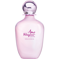 Salvatore Ferragamo Amo Flowerful Pearled Shower Gel 200ml