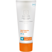 MBR Medical Sun Care High Protection Body Lotion SPF 30 200ml
