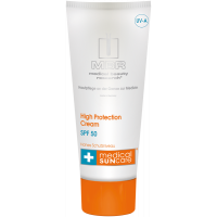MBR Medical Sun Care High Protection Cream SPF 50 100ml